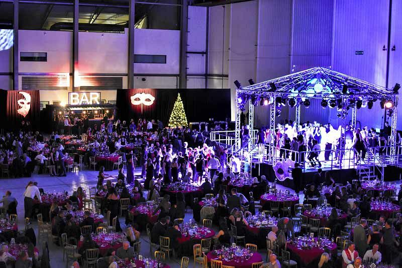 The Duxford Private Christmas Party
