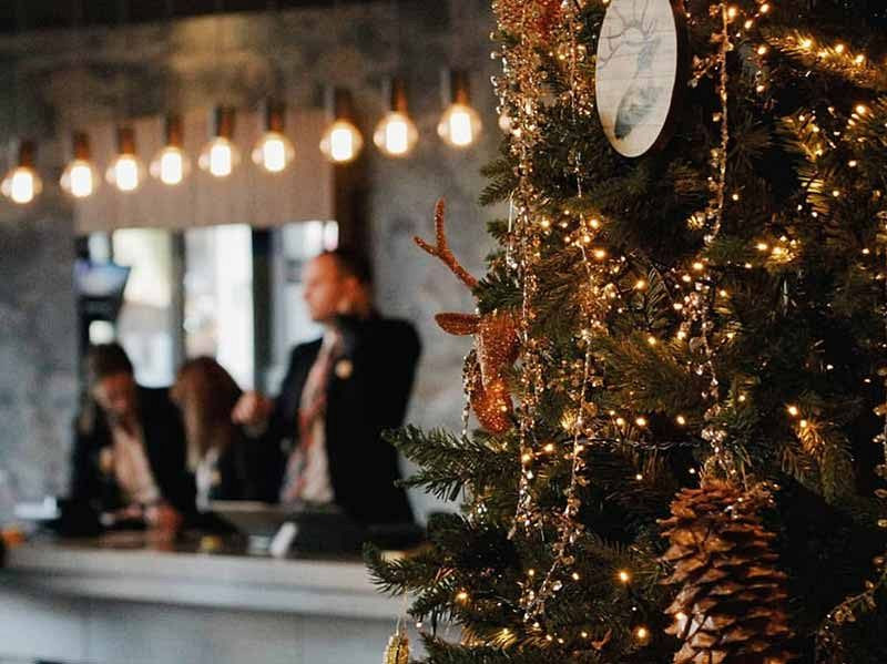 Exclusive Christmas Celebration In The City