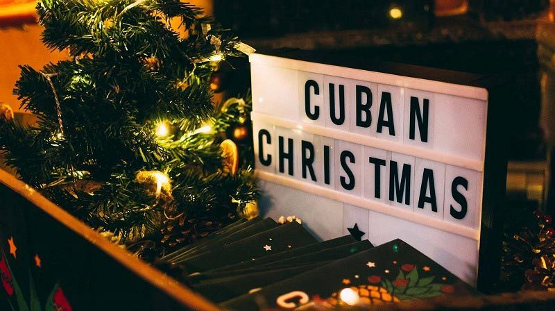 Cuban Christmas Party And Buffet