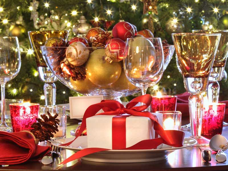 Christmas Party Buffet Ideas Part - 45: A Shared Buffet Party