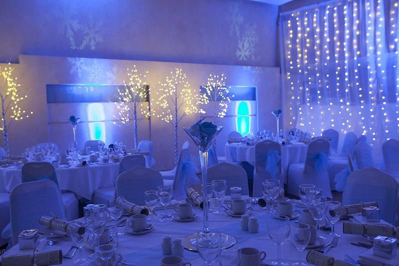 All Inclusive Winter Wonderland Christmas Party