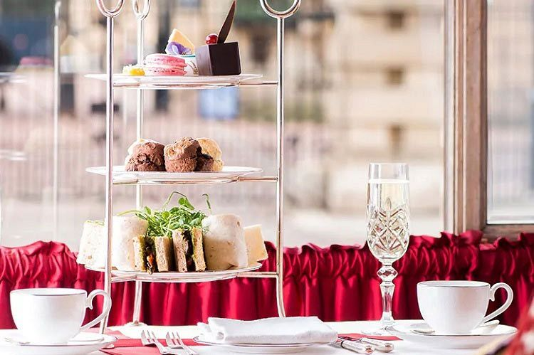 Festive Afternoon Tea Experience