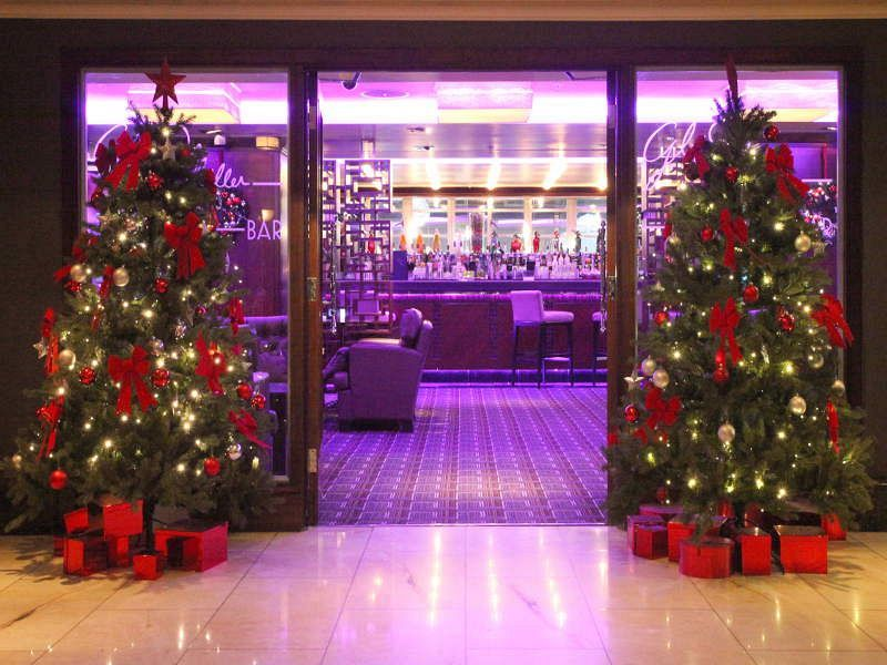 Exclusive Christmas Party In Marble Arch