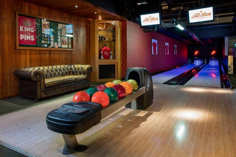 Holborn Christmas Bowling Party