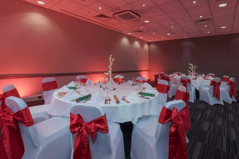 Private Christmas Party Buffet Night