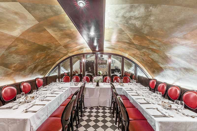 Three-Course Christmas Lunch At Private Vaults