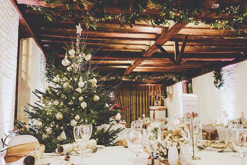 Exclusive Christmas Parties At Tudor Barn Venue Eltham