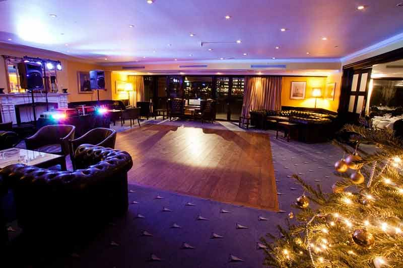 Exclusive Christmas Party At Waterfront Venue