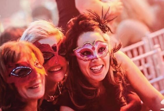 Exquisite Masked Ball