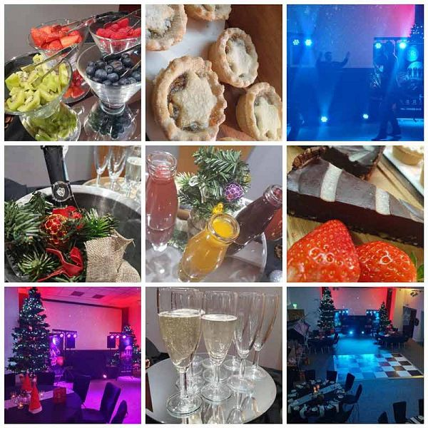 Traditional Christmas Party Night Manchester